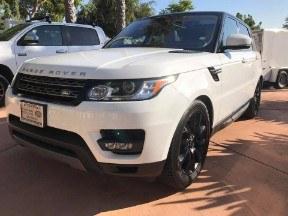 mobile detailing escondido CA Range Rover