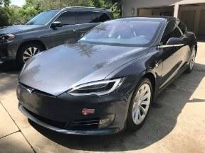 mobile detailing escondido CA Tesla