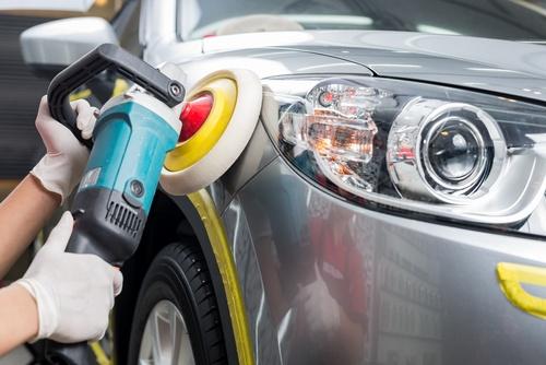mobile car detailing service